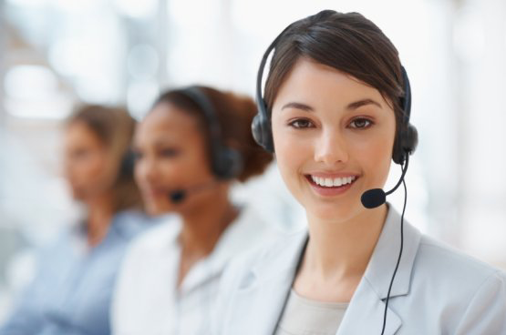 The operator of the contact center